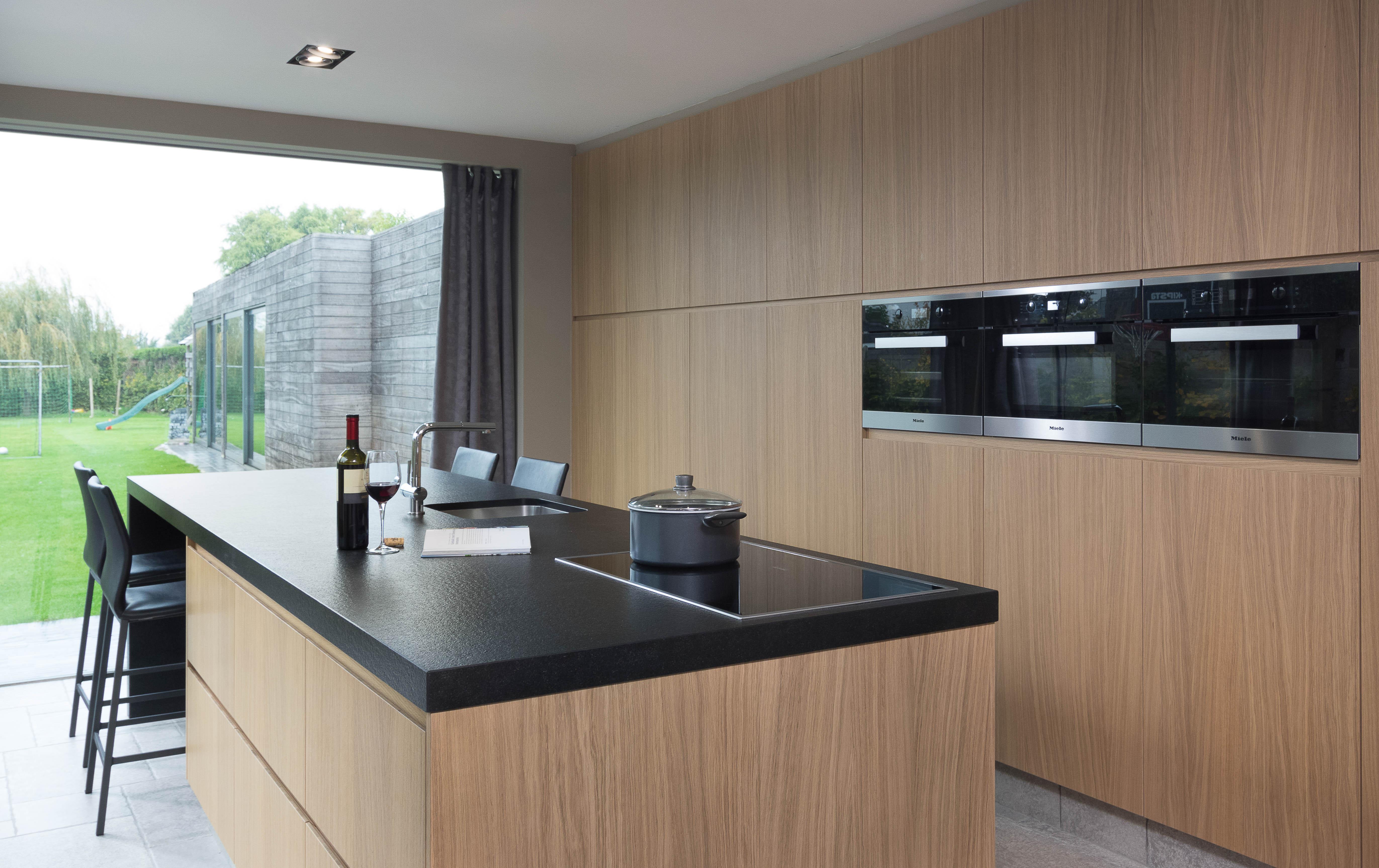 Keukens – duym natuursteen